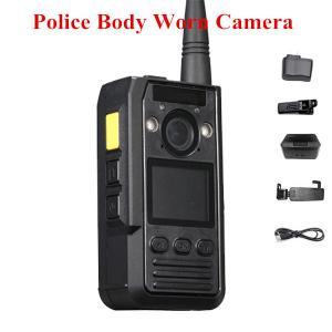 2 Meters Shock-proof IP65 Police Camera 2 Way Intercom Ambarella A7 2'' Police Body Camera Manufactures