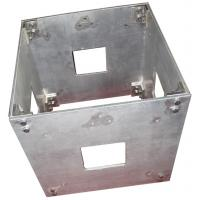 Quick Buliding Capacity Aluminum Lighting Truss Accessories , The Coupling System For Shows Manufactures