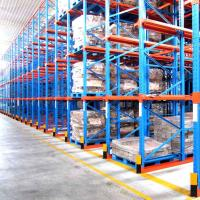 Heavy Duty Warehouse Metal Storage Drive in Drive Through Pallet Racking System Manufactures