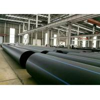 hdpe pipe pe100 butt fusion DN20mm to 1200mm hdpe water pipe prices sizes Manufactures