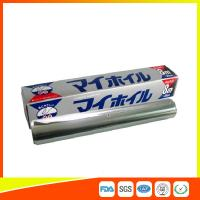 8011 Alloy Heavy Duty Aluminum Foil Sheets For Food Packaging Cold Resistant Manufactures