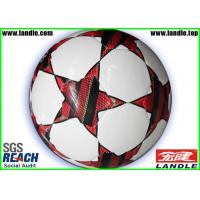 China Customized Sizes Official Soccer Balls With Shiny / Matt / Pearl Surface on sale