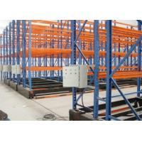 Medium Duty Steel Industrial Shelving Systems , Movable Racking Systems Manufactures
