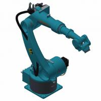 Lightweight Automatic Robotic Arm With Ground Mounted Installation Method Manufactures