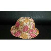 China Fashion Hawaiian Bucket Hat Flower Custom Print Blank Custom Bucket Hat on sale
