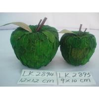 Handmade apple,size:12×12cm/ 9×10 cm/12.5×13cm,High quality with competitive price,We also accept customers' design Manufactures