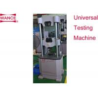 EN10002-1 Standard Ultimate Tensile Strength Testing Machine 1500kg HUT305A-TP Manufactures