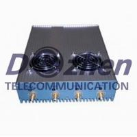 China 4 Antenna Cell Phone Signal Jammer 20 Wattage With Outer Detachable Power Supply on sale