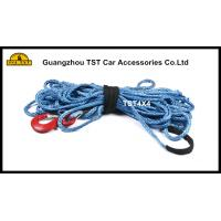 10mm x 28m 4wd Recovery Kit 4x4 Synthetic Winch Rope With Hook Manufactures