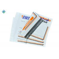 Premium Quality Document pouches plastic poly mailers mailing bags for waybill Manufactures