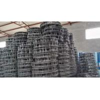 Black Steel Wire Brick Mesh / Low Carbon Steel Construction Brick Mesh 4.0mmX30m Manufactures