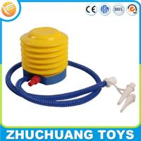 China mini foot pedal vacuum air pump for inflatable balls on sale