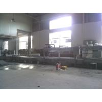 China Sandwich Lightweight Wall Panel Machine with Double Drive Double Roller Extruding Tech on sale