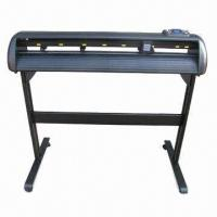 China Creation Vinyl Cutter with Built-in Stabilizing Power Supply, Used in Advertising Posters on sale