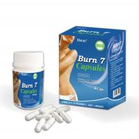 China Botanical Burn 7 healthy slimming capsule burn fat weight management on sale