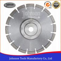 105-600mm Wet Asphalt Cutting Blades Without Protection Segment Long Life Manufactures