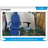 China Customized Examination ENT Patient Chair , Hospital Diagnostic Ophthalmic Chair Unit on sale
