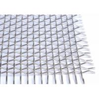 China Vibrating Screen Crimped Woven Wire Cloth Mesh 1m 3m 5m Length Anti Rust on sale