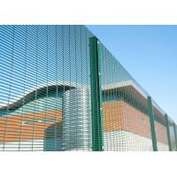China HORIZONTAL WIRE 358 SECURITY FENCE on sale