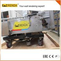 Quality Professional Sand Plaster Machine , Electricity Rendering Spray Machine for sale