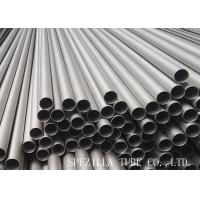 ASTM A789 Saf 2205 Duplex Stainless Steel Tube S31803 25.4x2.11mm TIG Welded Manufactures