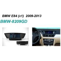 Multimedia GPS BMW DVD Players , Car Radio DVD Player with  8 Digital Screen Manufactures