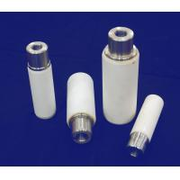 Hard Adhesives Good Heat-Resistant Alumina Ceramic Plunger For Cement, Oil Field Manufactures