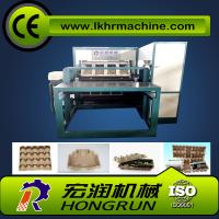 3000pcs/hr  Automatic egg tray making machine Manufactures