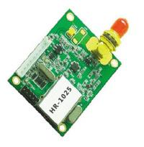 China Output power 1W Wireless RF Data Transceiver Module, RF Radio modem, data module HR-1025 on sale
