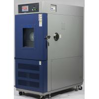 Factory Fully Tested Temperature Test Chamber With 50mm or 100mm Cable Port Manufactures