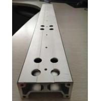 Aluminium Extrusion Custom Machined Parts With Drilling And Tapping