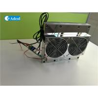 Buy cheap Peltier Thermoelectric Air Conditioner TEC Cooler With Controller For Cabinet from wholesalers
