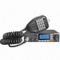 CB Transceiver with AM/FM Mode, Scan Function, Frequency and Channel Can Program by User Manufactures