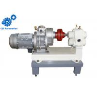 133 r/min Chocolate Making Machine Delivery Pump High Durability Easy Operation Manufactures