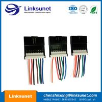 2.54mm Engine Wiring Harness Molex 70107 - 5008 8P Male / Female Extension Cable Assembly Manufactures