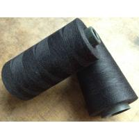 Knitting High Tenacity Polyester Yarn Durable Eco-Friendly SGS Certification Manufactures