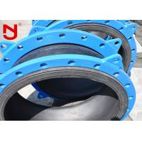 Ductile Cast Steel Single Sphere Rubber Expansion Joint 55% Rubber Content Spherical Structure Manufactures