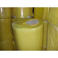 Yellow Rockwool Insulation Blanket ,Building Mineral Wool Blanket Manufactures