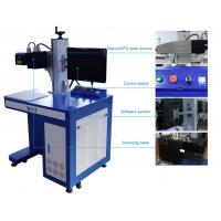 China Fiber 3D Laser Marking Machine / 3d Laser Engraving Machine For Metal on sale
