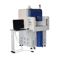 Low Noise 20w Fiber Laser Marking Machine For Computer Mouse And Keyboard Manufactures