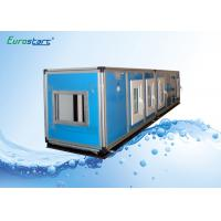 Multi Functional 52Kw Indoor Fresh Air Handling Unit For Room Industrial Manufactures