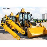 Double Acting Industrial Hydraulic Cylinder for Construction Vehicles