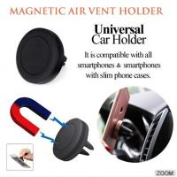 ABS Black Portable Car Mount Phone Holder Powerful Magnetic For GPS Devices Manufactures
