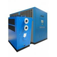 China Blue Refrigerated Compressed Air Dryer , Refrigerated Air Dryers For Air Compressors on sale