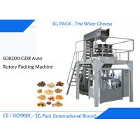 Pre Made Zipper Pouch Packing Machine Unit Line SGB GD Series CE Certified Manufactures