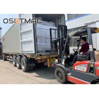 sliding table saw loading container