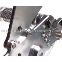Motorcycle Rear Sets Folding Foot Pegs For All Riding Styles And Positions For Yamaha Manufactures
