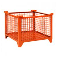 Rigid Collapsible heavy duty wire cages Manufactures