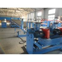 One Screw PP PE PVC Plastic Board Extrusion Line / Machine Fully automatic Manufactures