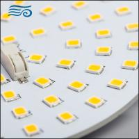 Round High Power SMD LED Module 2835 80pcs 16W for Ceiling Lighting
